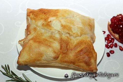 Пеновани - слоеный хачапури (2)