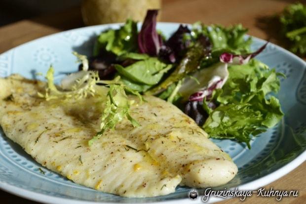 Рыба в ароматном маринаде (2)