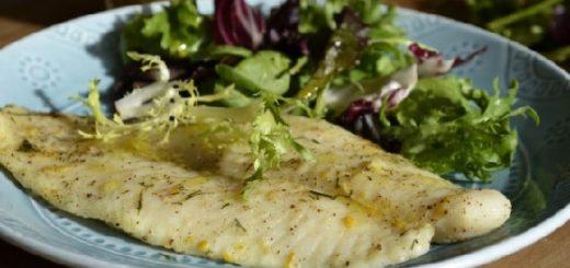 Рыба в ароматном маринаде