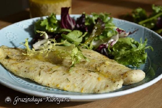 Рыба в ароматном маринаде (3)