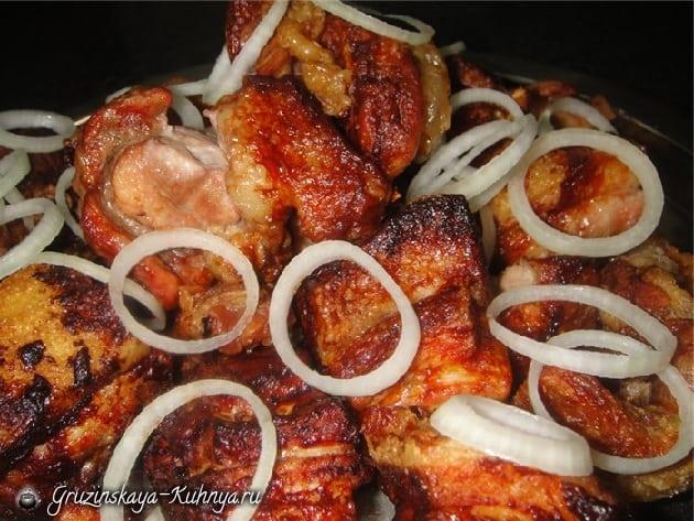 Шашлык из свинины (2)