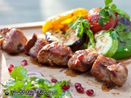 Шашлык из свинины (3)