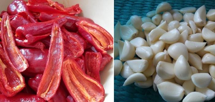 Аджика с грецкими орехами. Рецепт по-грузински (5)