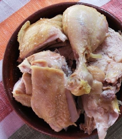 Чихиртма из курицы по-грузински (10)