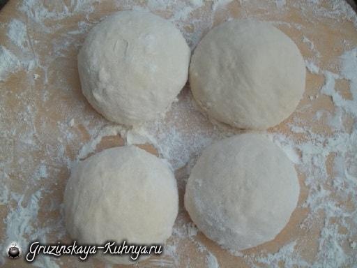 Кубдари - грузинский пирог с мясом (11)