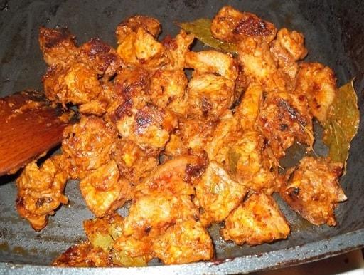 Оджахури - грузинское мясное блюдо для всей семьи (3)