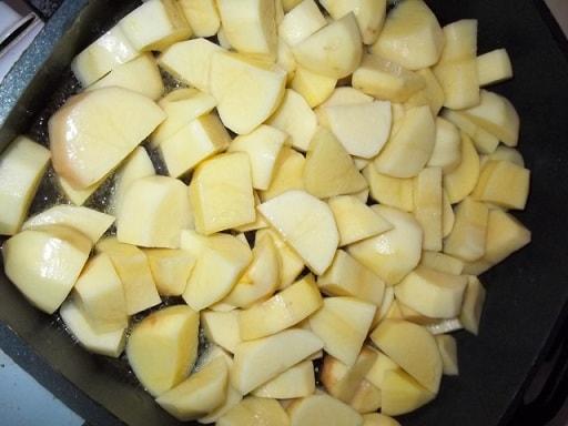 Жареная картошка со сванской солью (4)