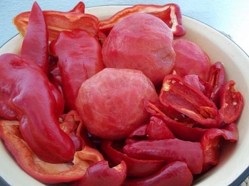 Грузинская аджика с помидорами. Рецепт