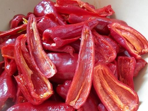 Рецепт горькой мегрельской аджики (11)