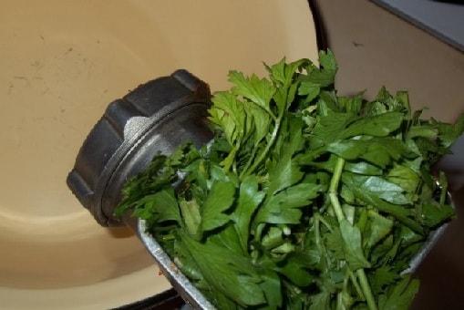 Рецепт горькой мегрельской аджики (3)