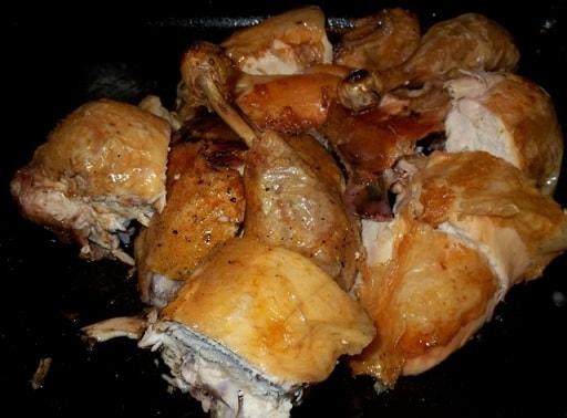 Сациви с курицей. Пошаговый рецепт (12)