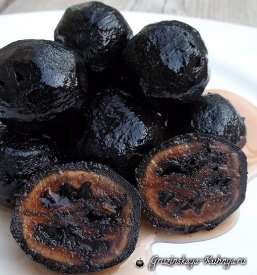 Варенье из грецких орехов. Пошаговый рецепт (10)