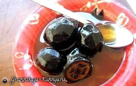 Варенье из грецких орехов. Пошаговый рецепт (7)