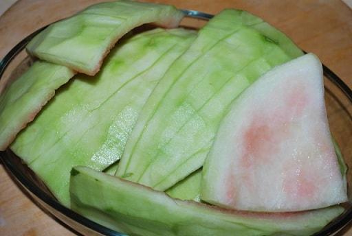 Арбузное варенье. Пошаговый рецепт (11)