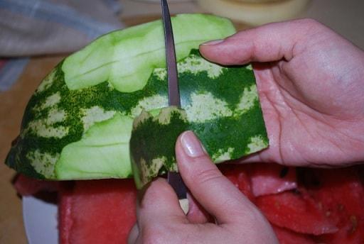 Арбузное варенье. Пошаговый рецепт (15)