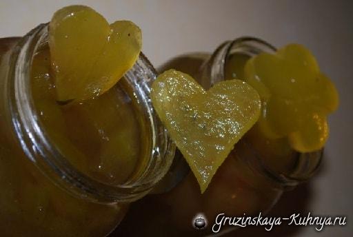Арбузное варенье. Пошаговый рецепт (19)
