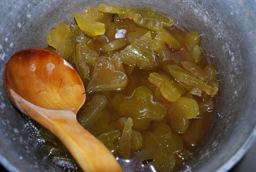 Арбузное варенье. Пошаговый рецепт (6)