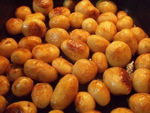 Чашушули из грибов и молодого картофеля (3)