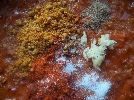 Чирбули по-аджарски. Рецепт вкусного завтрака (4)