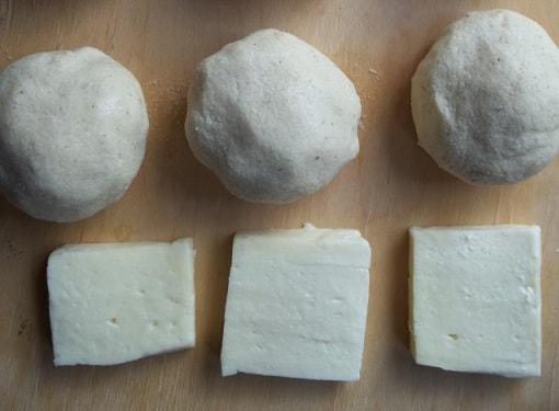 Чвиштари с сыром. Мегрельский рецепт (3)