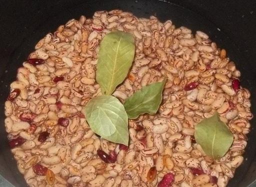 Фрикадельки из фасоли с орехами по-грузински (3)