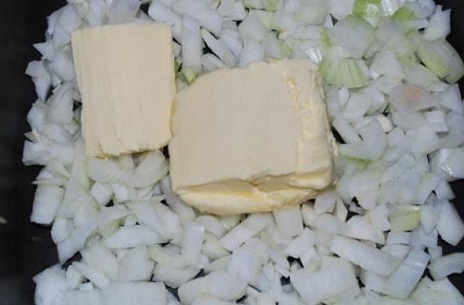 Грибной чакапули. Пошаговый рецепт (4)