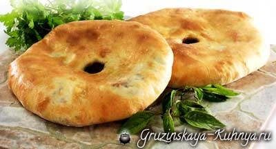 Грузинский пошаговый рецепт ЛОБИАНИ