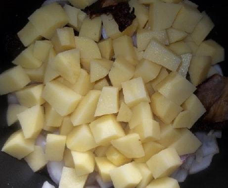 Грузинский соус из копченого бекона (5)