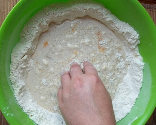 Хачапури с тархуном. Пошаговый рецепт (11)