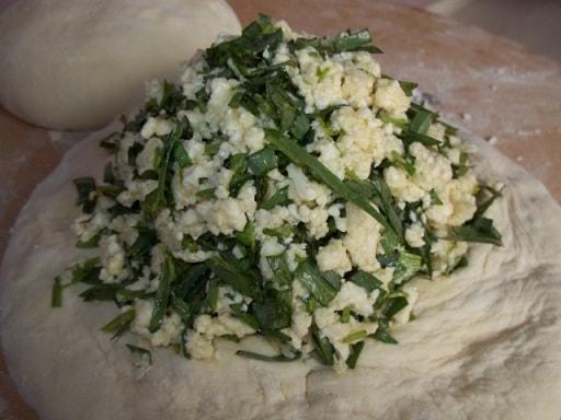 Хачапури с тархуном. Пошаговый рецепт (2)