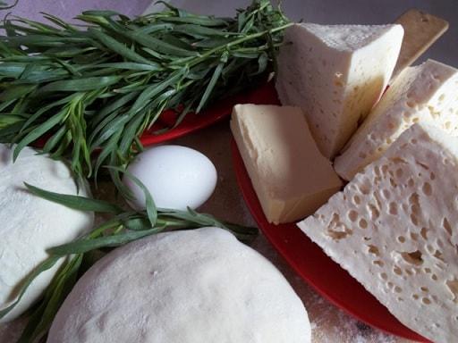 Хачапури с тархуном. Пошаговый рецепт (6)