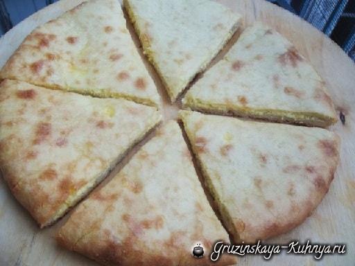 Имеретинские хачапури - пошаговый рецепт (3)