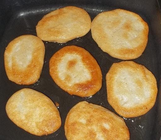 Как приготовить мчади - грузинские лепешки из кукурузной муки