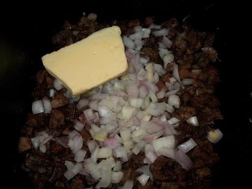 Кучмачи из свиных потрохов. Пошаговый рецепт (2)
