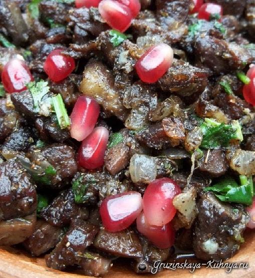 Кучмачи из свиных потрохов. Пошаговый рецепт (7)