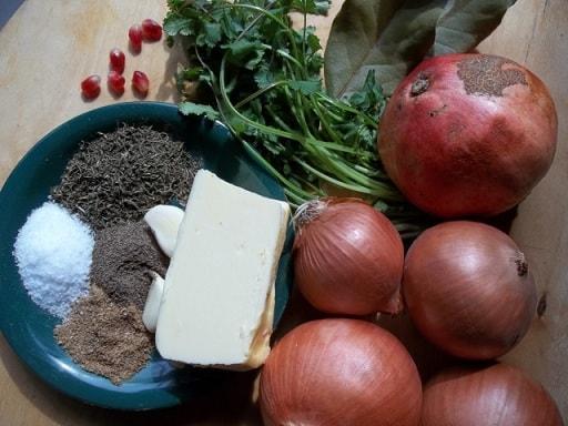 Кучмачи из свиных потрохов. Пошаговый рецепт (8)