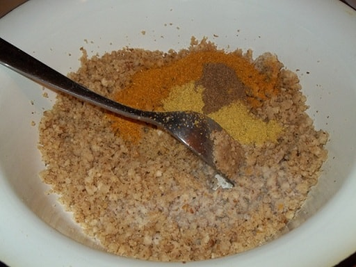 Куриные грудки в ореховом соусе баже (6)