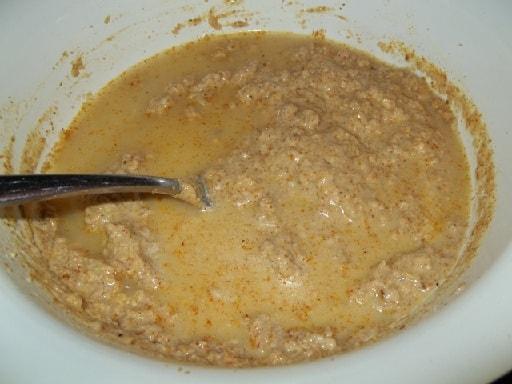 Куриные грудки в ореховом соусе баже (8)