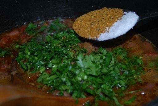 Лобио с маринованным стручковым перцем (3)