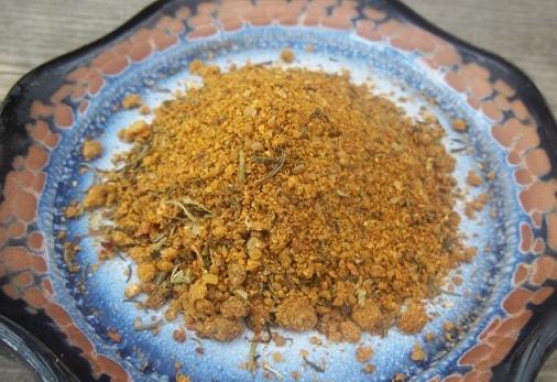 Лобио с маринованным стручковым перцем (5)