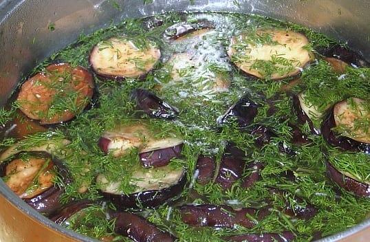 Маринованные баклажаны. 3 рецепта (3)