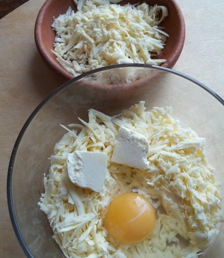 Мегрули хачапури - пошаговый рецепт (6)
