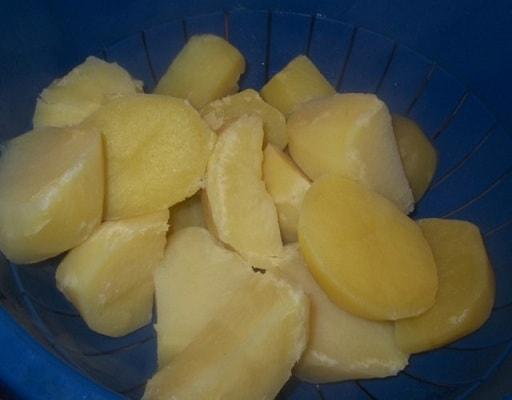 Оджахури из шампиньонов с сыром