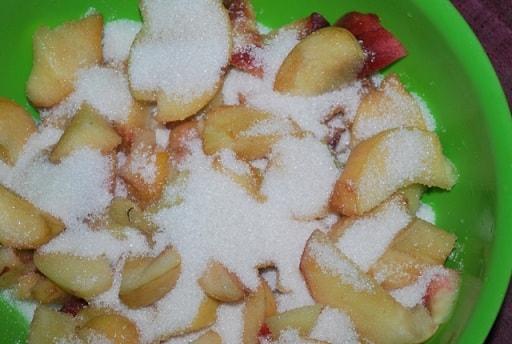 Персиковое варенье. Пошаговый рецепт