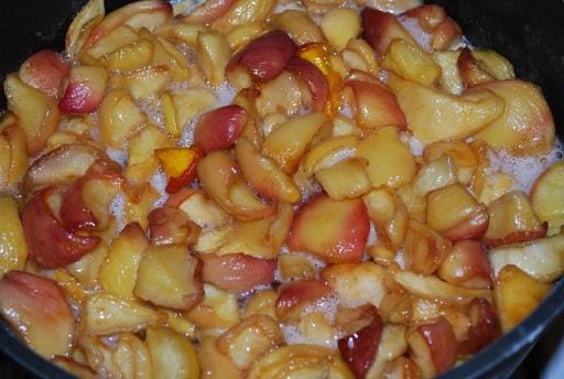 Персиковое варенье. Пошаговый рецепт (2)