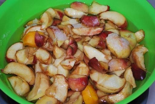 Персиковое варенье. Пошаговый рецепт (7)