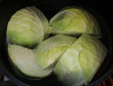 Пхали из капусты. Грузинский рецепт (2)