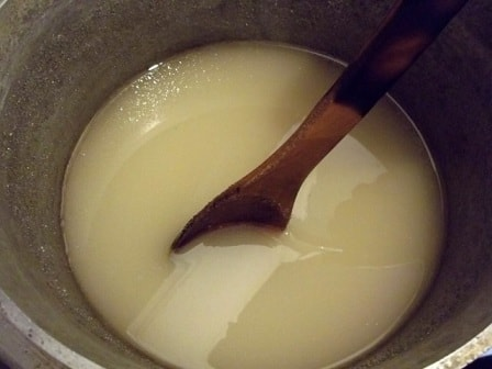 Варенье из белой черешни с фундуком (8)
