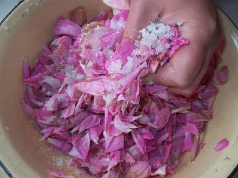 Варенье из лепестков роз. Пошаговый рецепт (14)