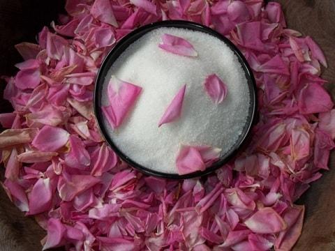 Варенье из лепестков роз. Пошаговый рецепт (8)